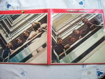 The Beatles 1962-1966 Double LP ...Very Rare